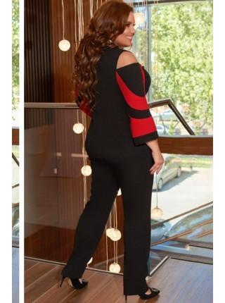 Женский стильный костюм Орнелла